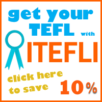 Get your 120 hr TEFL